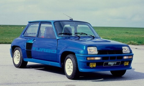 WHAT YEAR IS THIS RENAULT 5 TURBO?