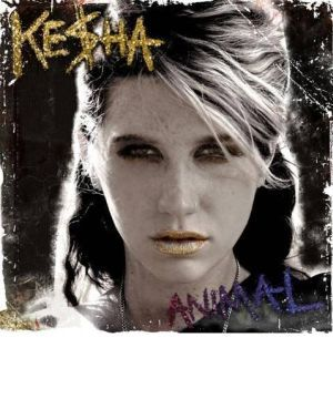 What was Ke$ha's first music video?