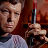 "Which TOS episode is this quote from?: ""I'm a doctor, not a bricklayer"""