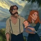 (Tarzan) John goes with ........