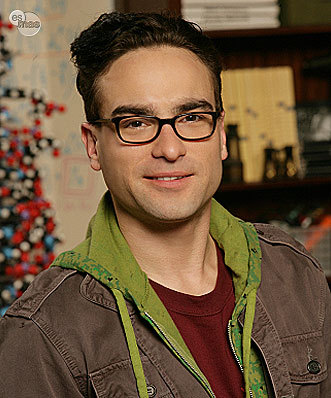 What is Dr Leonard Hofstadter's middle name?