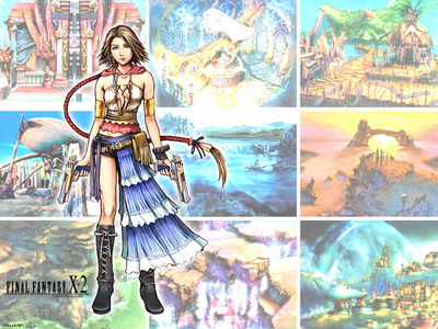 Who took Yuna's garmet grid in the beginning of the game?
