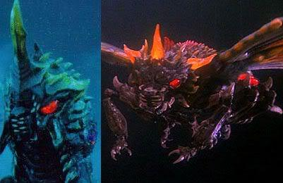 what movie did Battra first appear?