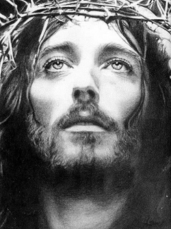 """This actor portayed Jesus in """"Jesus of Nazareth....Who is he ?"""
