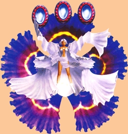 Whats the name of yuna's special dressphere?