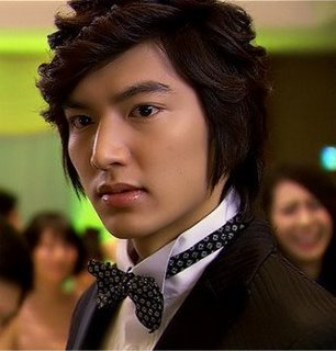 Who is Lee Min Ho's favourite sports star?