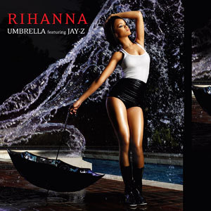 "Who is the writers of song ""Umbrella""?"