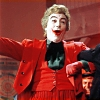 True or False: Did Cesar Romero shave his famous mostage to play the role of the Joker?