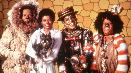 "Who directed ""The Wiz"" ?"