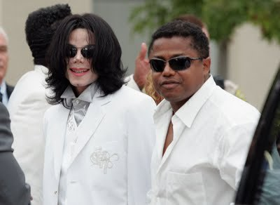 what is the actual name of michael jackson's brother who's nickname is 'randy'?