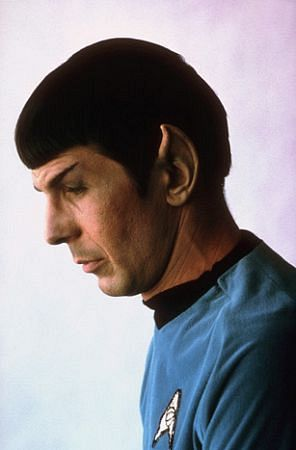 "Guess the episode: ""You'd make a splendid computer, Mr. Spock""."