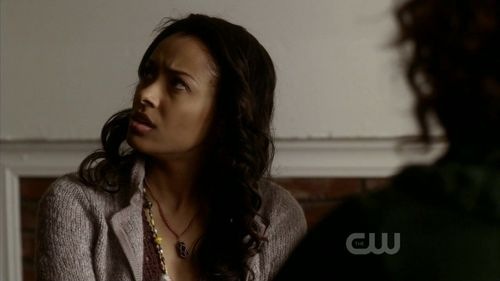 What did Bonnie say about Damon here..?