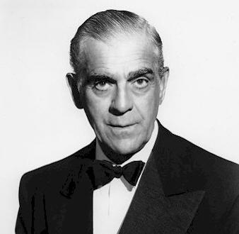 What was Boris Karloff real name?