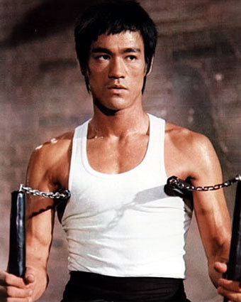 What was Bruce Lee's birth name ?