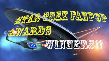 What Star Trek Fanpop Award did this spot win?