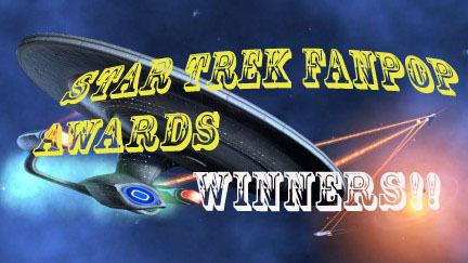 What Star Trek Fanpop Award did this spot win?