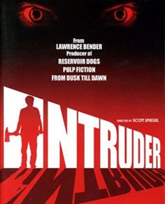 Which one of these horror actors is in Intruder?