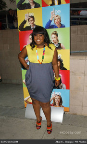 When was Amber Riley born?