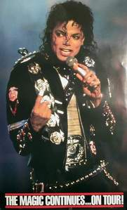 """BAD WORLD TOUR"" how many shows ?"