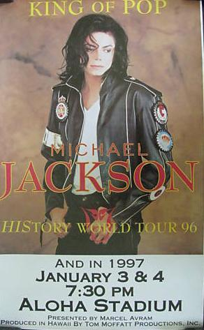 """HIStory WORLD TOUR"" how many shows ?"