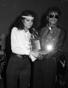 In which Michael's short film LaToya was appear ?