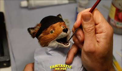 Who is the director of Fantastic Mr.Fox?