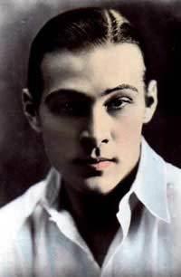 Where was Rudolph Valentino born?