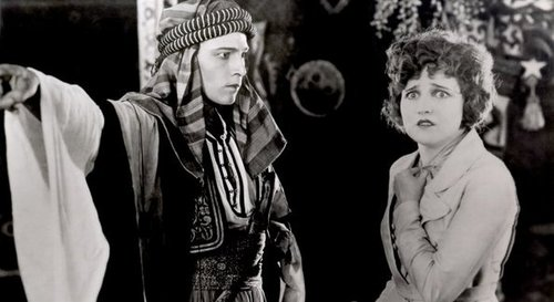 Which Rudolph Valentino movie is this picture from?
