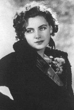 Who was this gorgeous actress?