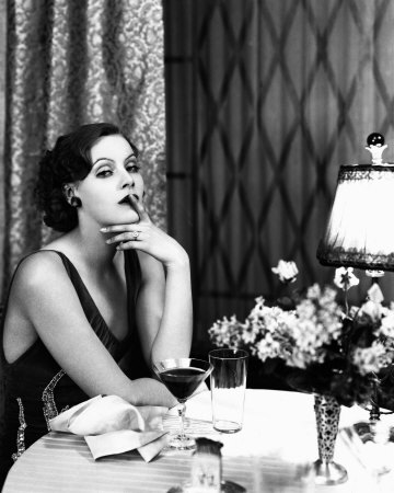 What was Greta Garbo's real name?