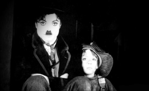This picture is a tribute to which Charlie Chaplin's movie ?