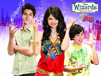 The (given)below pic belongs 2 which season of the Disney channel series wizards of waverly place ?????