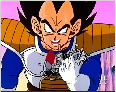 The most epic câu hỏi of all... VEGETA! WHAT DOES THE SCOUTER SAY ABOUT HIS POWER LEVEL?!?