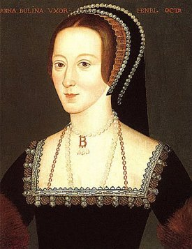 Anne Boleyn was accused of adultery with 5 men while being married to Henry VIII, what were their names?