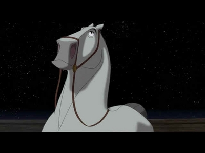 Tulio: ~ Miguel, he's a ruthless war-horse, not a _____! ~