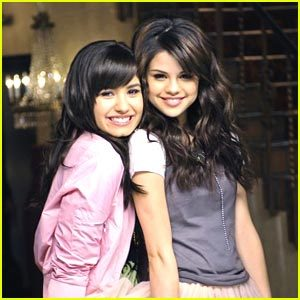 What was the age of Selena when she met Demi