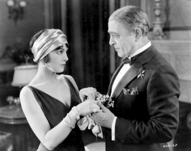 Which silent movie is this picture from?