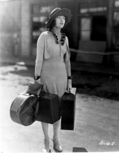 Who is this silent actress?