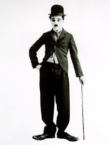 A ster is Born! When was Charlie Chaplin born?
