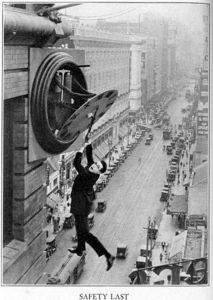 A Star is Born! When was Harold Lloyd born?