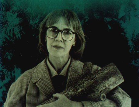 What was the Log Lady's husband's profession?