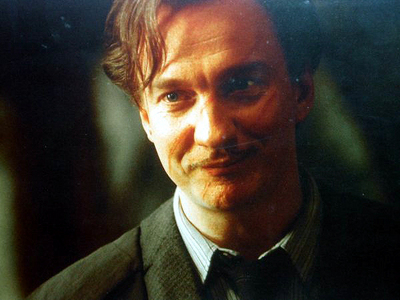 What is Remus Lupin's middle name?