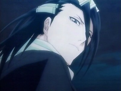 When did Kuchiki Byakuya appear for the first time in the manga?