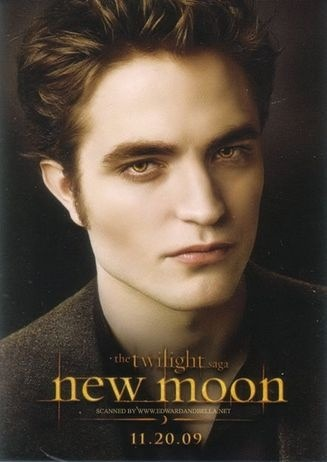 How Old Is Edward In New Moon?!
