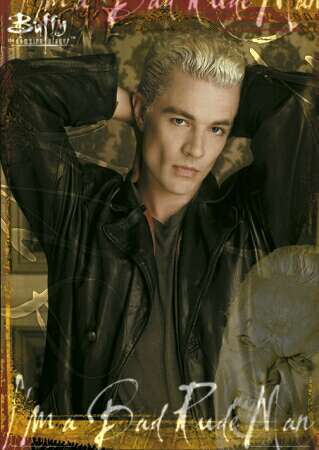 Who turned spike into a vampire?