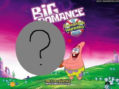 Patrick is in love with who?