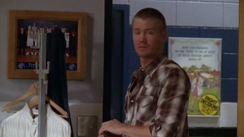He's with Peyton ?