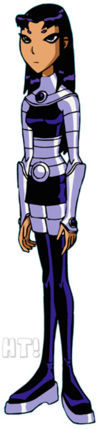 How many episodes is Blackfire in?