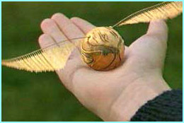 How many points is the Golden Snitch worth?