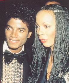 Who is with michael in the picture??xx